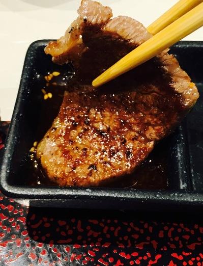焼肉写真のサムネイル画像