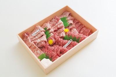 近江牛上カルビ・モモセット 焼肉用のサムネイル画像